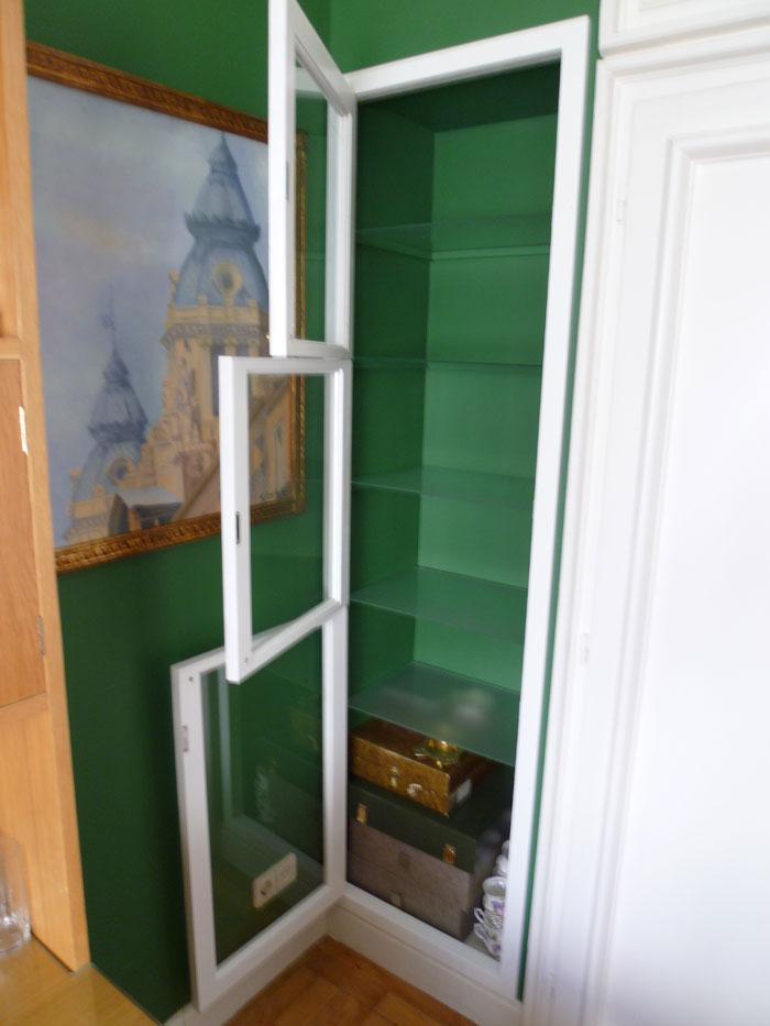 Puertas para cristalera