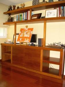 Diseño y fabricación de mueble para salón