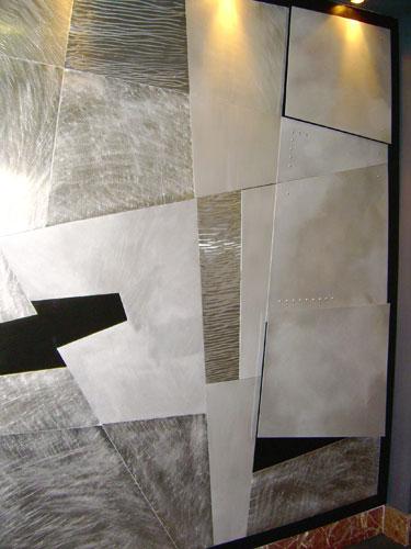 Mural detalle de terminación