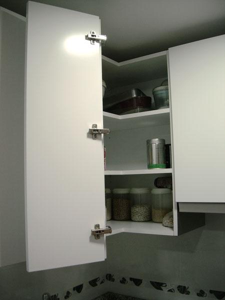 Cocina para vivienda en Madrid