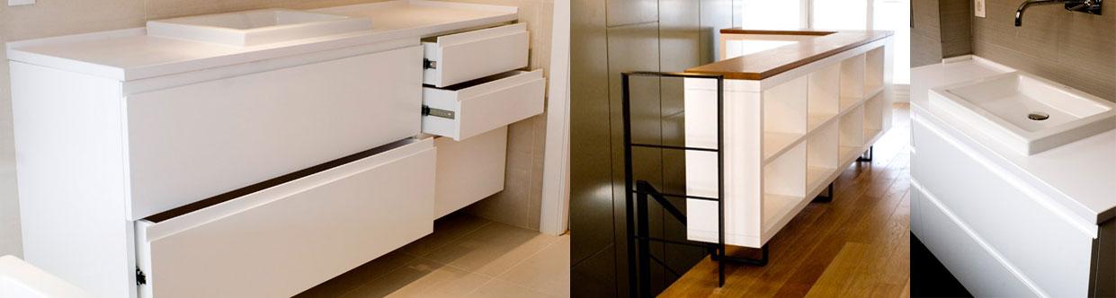 Ebanisterias y carpinterias en madrid muebles a medida mk - Muebles a medida en madrid ...