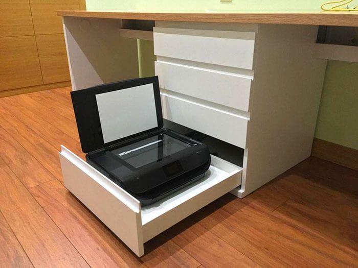 Cajones de escritorios