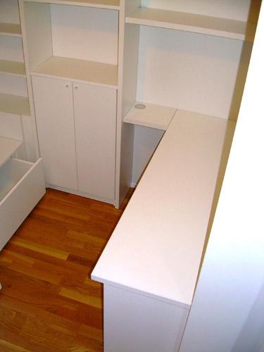 Dormitorio Oficina ~ Mobiliario para dormitorio oficina MK ebanistería
