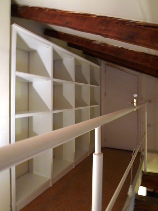 Librer a para tico muebles a medida en madrid - Librerias a medida en madrid ...
