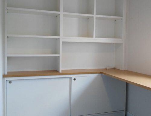 Libreria estantería para despacho