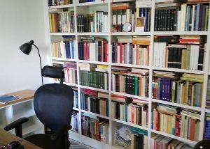 librerías desmontables