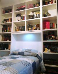 Librería para habitación juvenil