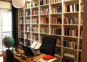 Librería para despacho en Madrid