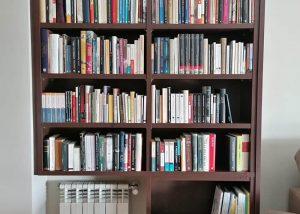 Solución para Librería sobre radiador