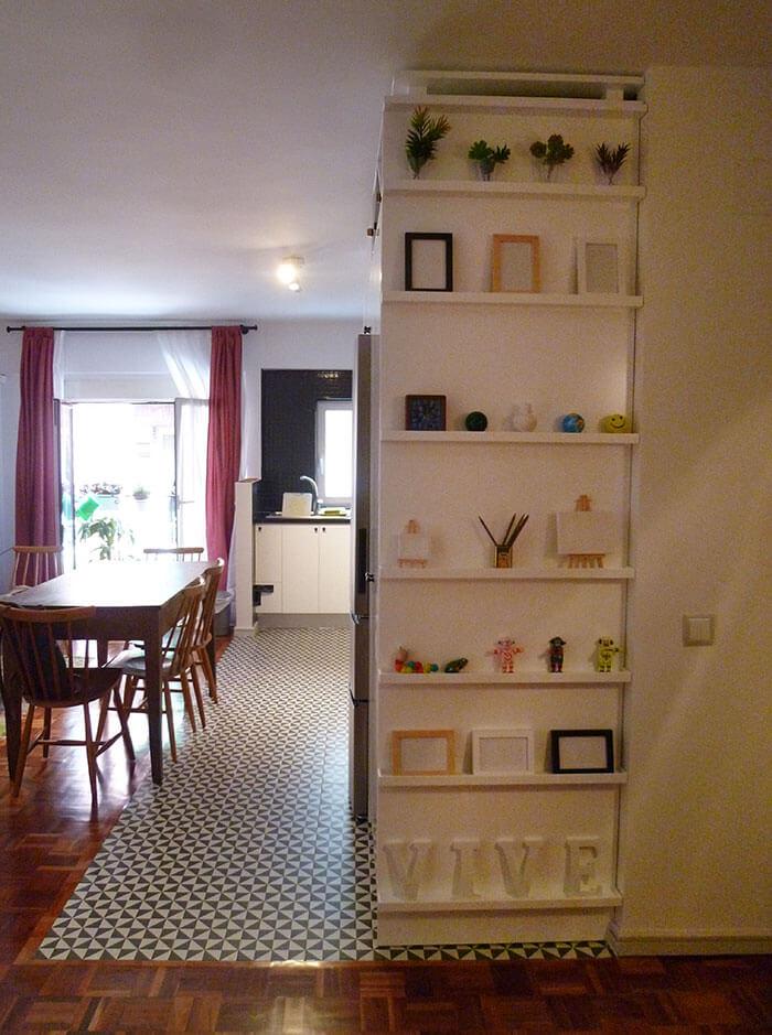 Librería cocina