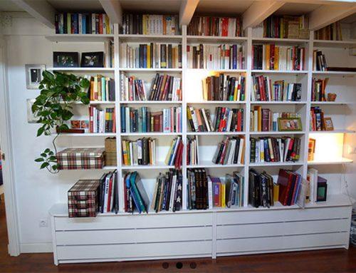 Librerías a medida en Madrid: en qué casos son necesarias