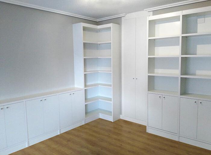 Muebles para salón con vajillero