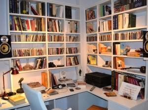 Ebanisterias y carpinterias en madrid muebles a medida mk - Librerias a medida en madrid ...