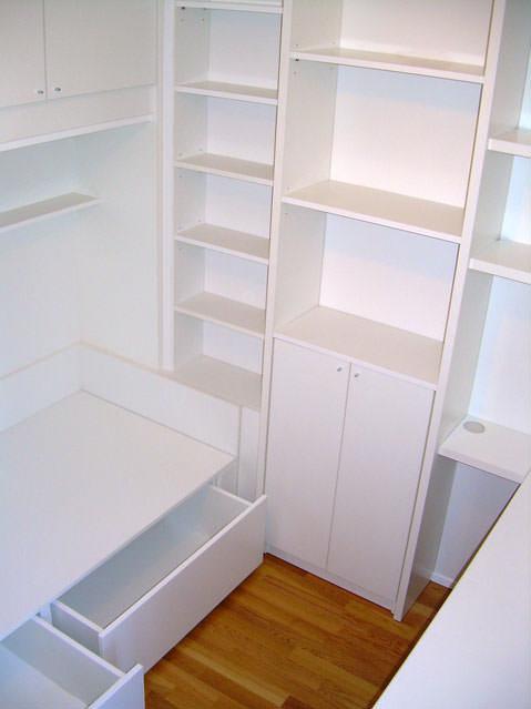Mobiliario para dormitorio oficina