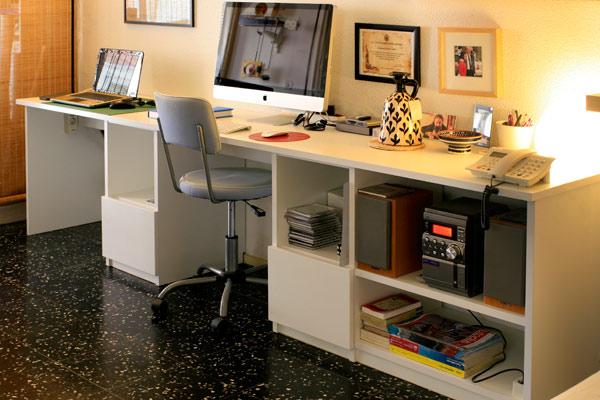 Mueble escritorio for Tableros para escritorios