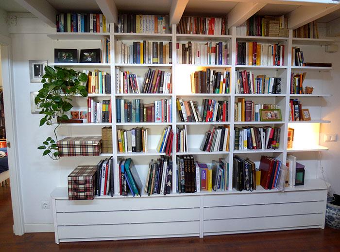 Librerías a medida en Madrid