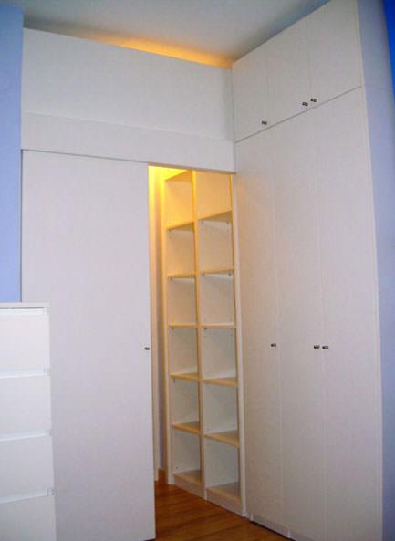 Mueble vestidor en Madrid